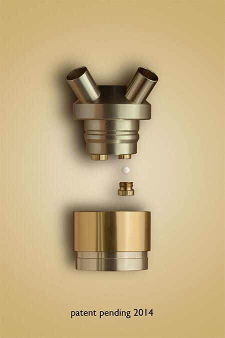 Shisha kaufen Verschluss Steamulation