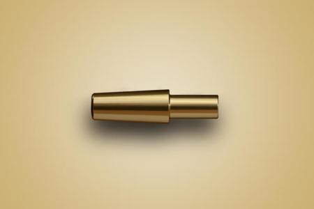 Schliffadapter Gold
