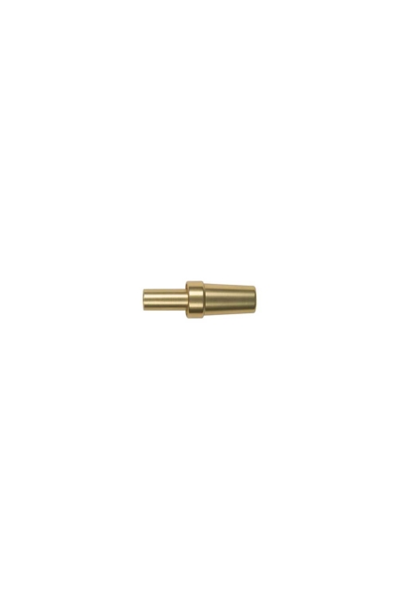 Steamulation Shisha Hose Adapter Gold 3