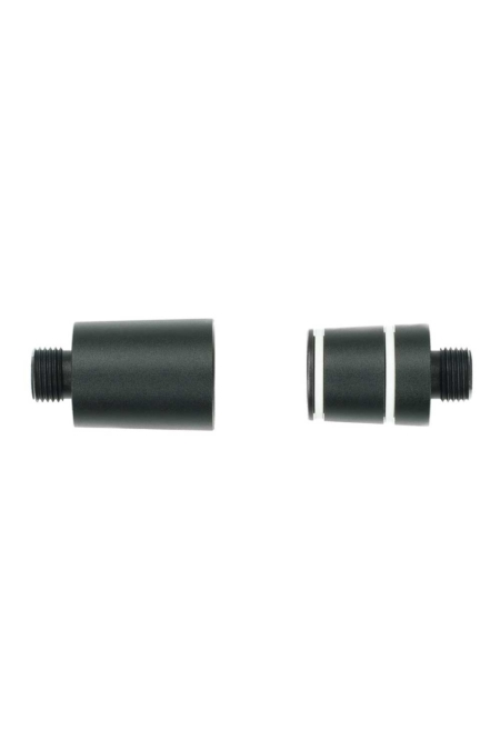 Steamulation Adapter for Glass Stems Black matt 24