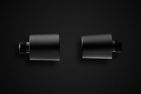 Glass Stems Adapter Black