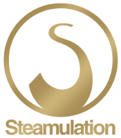 Steamulation Logo